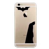 Jual Apple iPhone Decal - Batman Jaded Murah