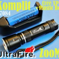 Senter CREE ZOOM Q5 UltraFire