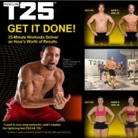FOCUS T25 Alpha Beta Gamma Shaun T 13 DVD
