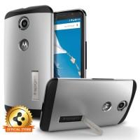 Original Spigen Sgp Slim Armor Motorola Nexus 6 - Satin Silver