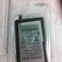 Baterai Motorola Ex34 Moto X Original 100%