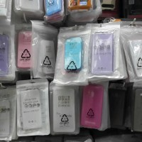 Ultrathin Ultra Thin Iphone 5 / 6 Transparan Case