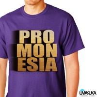 Promonesia - kaos 3D Umakuka