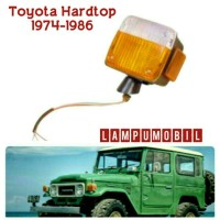 harga Lampu Sein Toyota Hardtop 1974-1986 DEPO Tokopedia.com