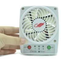 Powerbank Kipas Angin 2in1 ( bisa untuk charge handphone dan kipas )