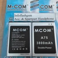 Baterai Battery Batere Mcom Mito A75