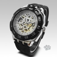 Swatch Skeleton Vladim Rubber