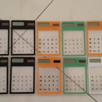 harga Kalkulator Transparan Dan Tembus Pandang Tokopedia.com