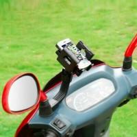 Mount Holder Motor Universal Untuk Handphone / Smartphone / GPS