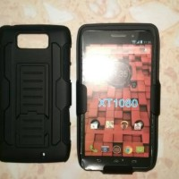 Hybrid case future armor hardcase Motorola Droid Ultra / Maxx XT1080