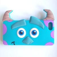 harga Iphone 5 5s 6 Sulley Face Silicone Rubber Case Casing Karet Sulivan Tokopedia.com