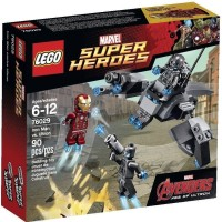 harga Lego Marvel Avengers Super Heroes - 76029 Iron Man Vs. Ultron Ironman Tokopedia.com