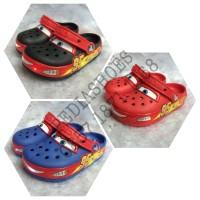 Jual Sandal Crocs Anak CrocsLight Cars Clog (GROSIR dan ECERAN) Murah