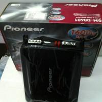 power monoblock pioneer GM-D8601