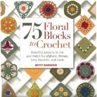 Jual E-book Buku Rajutan | 75 Floral Blocks to crochet Murah