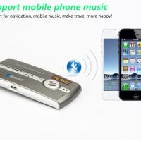 PUWEI-Car Bluetooth Handsfree Speaker Multipoint Speakerphone