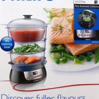 FOOD STEAMER PHILIPS HD 9140 - HARGA GROSIR