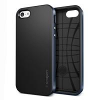 Spigen iPhone 5C Neo Hybrid - Metal Slate