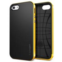 Spigen iPhone 5C Neo Hybrid - Reventon Yellow
