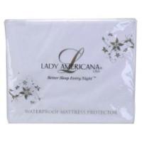harga Lady Americana Mattress Protector 100x200 Tokopedia.com