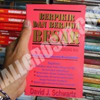 harga Buku Berpikir dan berjiwa Besar Tokopedia.com