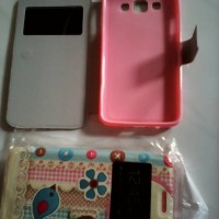 Flipcover samsung A3 hardcase dompet samsung A 3 motif