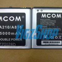 Baterai Mito A810 Fantasy Lite / Mito A210 3800mah Mcom Double Power