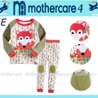 harga Baju piyama anak branded import Mothercare MC 4E sz 2, 7y Tokopedia.com