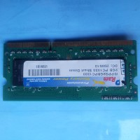 Memory RAM Laptop  Sodim 2GB DDR3 PC1333, Second, Garansi 3 Bulan