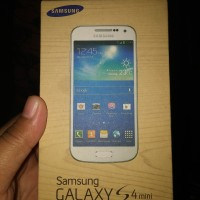Samsung S4 Mini Second Rasa Baru