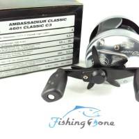 harga Abu Garcia Ambassadeur C3-4601 Round Reel - Left Hand Tokopedia.com