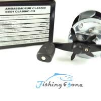harga Abu Garcia Ambassadeur C3-5501 Round Reel - Left Hand Tokopedia.com