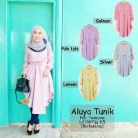 harga Supplier Baju Hijab : Aluya Tunik Ori By Ayn Tokopedia.com