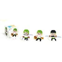 Lego Nano Block Lele Brother One Piece Zoro