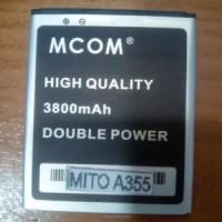 Battery Mito A355 Merk Mcom