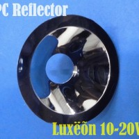 harga Pc Smooth Reflector 57 * 17 * 20mm For 10-20w Luxeon Round Type Tokopedia.com