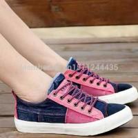 harga Ddn03 Sepatu Kets Sneakers Ankle Boots Wanita Bagus Murah Jalan Dance Tokopedia.com