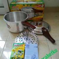 harga Presto AIRLUX 8 LT / Pressure Cooker MURAH Tokopedia.com