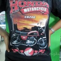 harga Kaos Motor Honda Cb 200 Tokopedia.com