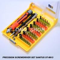 Santus ST-8913 (42 In 1 Precision Screwdriver Set)