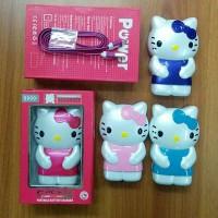 Jual Power Bank Hello Kitty 3D 8000mAh Murah