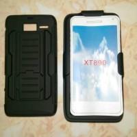Hybrid Armor case softcase hardcase Motorola Droid Razr M XT907