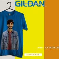 Kaos Gildan Softstyle - Kaos Reza Rahadian