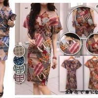 Model Baju Batik Online Shop Murah Batik Dress