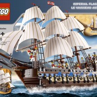Lego 10210 Exclusive Imperial Flagship