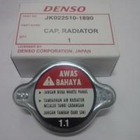 Tutup Radiator 1.1 Denso Original untuk Honda Maestro, Genio, Ferio