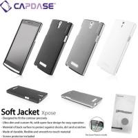 Capdase Softjacket Xpose Oppo Find Way U7015 Free Screenguard Ori