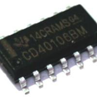 CD40106 40106 Hex Schmitt Trigger SOIC14