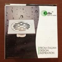 harga Cfd001 - Cello Stainless Floor Drain / Saringan Pembuangan Air Cello Tokopedia.com