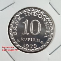 harga Uang Kuno Koin Rp 10 Tahun 1979 Tokopedia.com